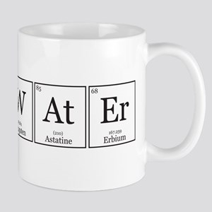 WAtEr [Chemical Elements] Mug
